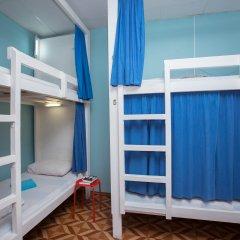 Laguna Hostel Кровать в общем номере с двухъярусной кроватью фото 4