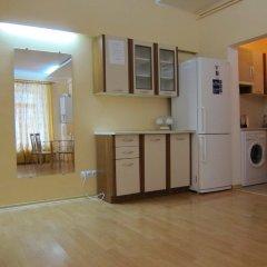 Апартаменты Дерибас Стандартный номер с различными типами кроватей фото 29