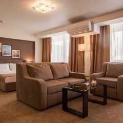 Гостиничный Комплекс Жемчужина 4* Апартаменты разные типы кроватей фото 3