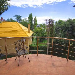 Гостиница Вилла Luxury villa Dacha балкон