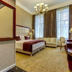 Гостиница Akyan Saint Petersburg 4* Номер Делюкс с различными типами кроватей фото 3