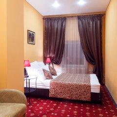 Мини-отель Jenavi Club Улучшенный номер с разными типами кроватей фото 2