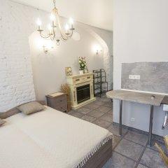 Мини-Отель Меланж Номер с общей ванной комнатой с различными типами кроватей (общая ванная комната)