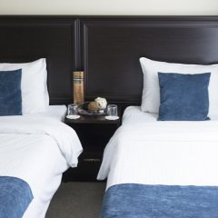 Гостиница Кауфман 3* Улучшенный номер с различными типами кроватей фото 5