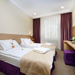 Гостиница Ярославская 3* Номер Делюкс с разными типами кроватей
