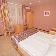 Парк-отель ДжазЛоо 3* Стандартный семейный номер с разными типами кроватей фото 18