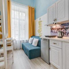 Апартаменты Sokroma Глобус Aparts Студия с различными типами кроватей фото 10