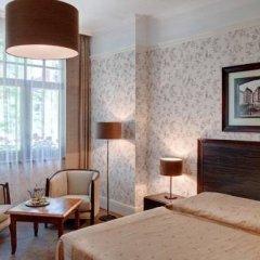 Гостиница Чайка 4* Стандартный номер с разными типами кроватей фото 5