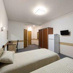 Мини-Отель Новотех Стандартный номер с различными типами кроватей фото 18