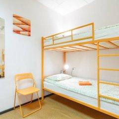 Сафари Хостел Кровать в общем номере с двухъярусными кроватями фото 39