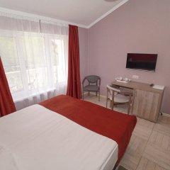 Парк-отель ДжазЛоо 3* Стандартный номер с двуспальной кроватью фото 3