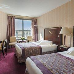 L'Hotel du Collectionneur Arc de Triomphe 5* Улучшенный номер разные типы кроватей фото 5