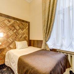 Гостиница Новая История Стандартный номер с различными типами кроватей фото 2