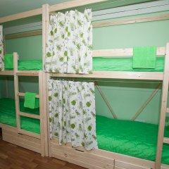 Хостел ВАМкНАМ Захарьевская Кровать в женском общем номере с двухъярусной кроватью фото 11