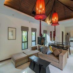 Отель The Bell Pool Villa Resort Phuket 5* Вилла с различными типами кроватей фото 5