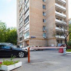 Апартаменты LuxHaus парковка