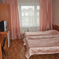 Гостиница Спутник 2* Номер Эконом разные типы кроватей (общая ванная комната) фото 4