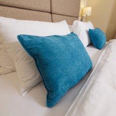 Гостиница Голубая Лагуна Полулюкс разные типы кроватей фото 9
