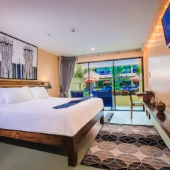 Отель CC's Hideaway 4* Номер Делюкс с разными типами кроватей