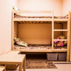 Хостел Sleep&Go Кровать в общем номере с двухъярусной кроватью фото 9