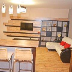 Апартаменты у Аквапарка Люкс с разными типами кроватей фото 22