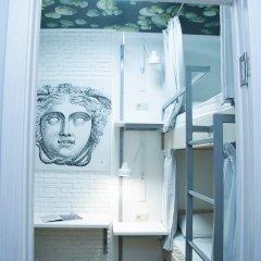 Хостел Артбухта Кровать в общем номере с двухъярусной кроватью фото 5