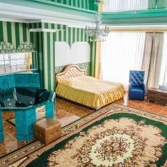 Гостиница Малибу Люкс с разными типами кроватей фото 19