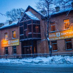 """Хостел """"Вхостеле"""" вид на фасад фото 2"""