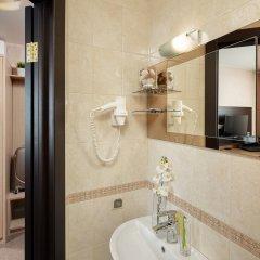 Гостиница Заречная Улучшенный номер с двуспальной кроватью фото 6