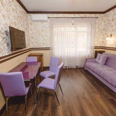 Мини-Отель Вилла Полианна Апартаменты с различными типами кроватей фото 2