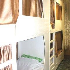 Хостел У Башни Кровать в общем номере с двухъярусной кроватью фото 3