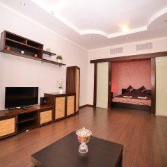 Апартаменты Crocus Павшинский бульвар, дом 7 Улучшенные апартаменты с различными типами кроватей фото 4