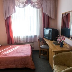 Гостиница Городки Стандартный номер с различными типами кроватей