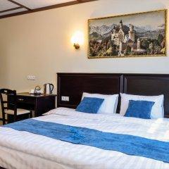 Гостиница Кауфман 3* Улучшенный номер разные типы кроватей фото 2