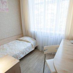 Гостиница Солнечная Стандартный номер с разными типами кроватей фото 4