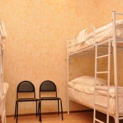 Гостиница ГородОтель на Казанском Кровать в общем номере с двухъярусной кроватью фото 14