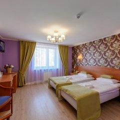 Арт-Отель Карелия 4* Номер Бизнес с 2 отдельными кроватями фото 11