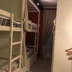 Хостел Kvartira Кровать в общем номере с двухъярусной кроватью фото 4