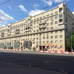 Хостел Москва 2000 вид на фасад
