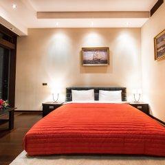 Апартаменты на Пресненской набережной Полулюкс с разными типами кроватей