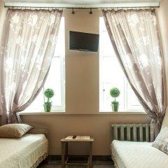 Мини-Отель Меланж Номер Комфорт с различными типами кроватей фото 5