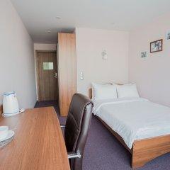 Гостиница Полет Стандартный номер с различными типами кроватей