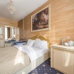 Гостиница Гранд Белорусская 4* Номер Премиум двуспальная кровать фото 3