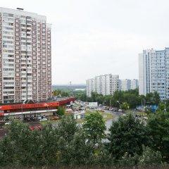 Апартаменты У Метро Строгино балкон