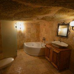 Мини- Castle Inn Cappadocia Турция, Ургуп - отзывы, цены и фото номеров - забронировать отель Мини-Отель Castle Inn Cappadocia онлайн ванная