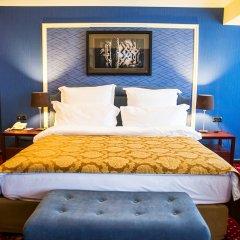 Ани Плаза Отель 4* Номер Делюкс с различными типами кроватей фото 2