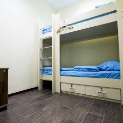Мини-Отель City Life 2* Кровать в общем номере с двухъярусной кроватью фото 4