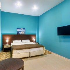 Апарт-Отель Тихая Бухта Стандартный номер с 2 отдельными кроватями
