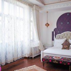 Гостевой Дом Семь Морей комната для гостей фото 3