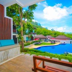 Курортный отель Crystal Wild Panwa Phuket 4* Улучшенный номер с различными типами кроватей фото 10